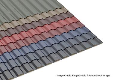 ColorfulMetalRoofing
