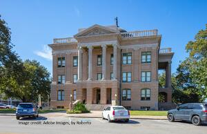 Georgetown Texas Capital Building