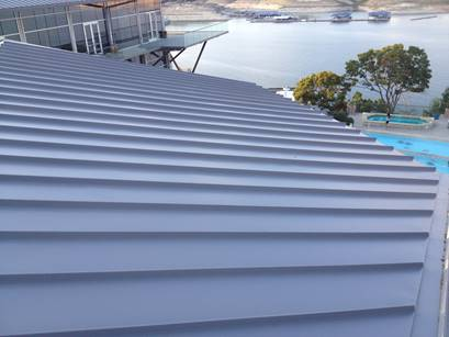 Metal Roofing Austin by Longhorn Roofing - serving Central Texas since 1985