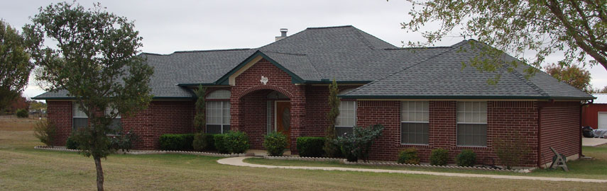 Austin Roofing Company Work