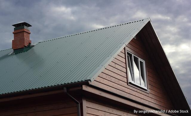 Central Texas metal roofing experts at Longhorn Roofing can help you to add resale value to your home