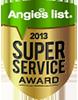 Angie's List Service Award Austin Texas
