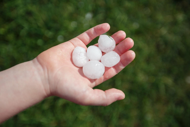 Georgetown Hailstorm
