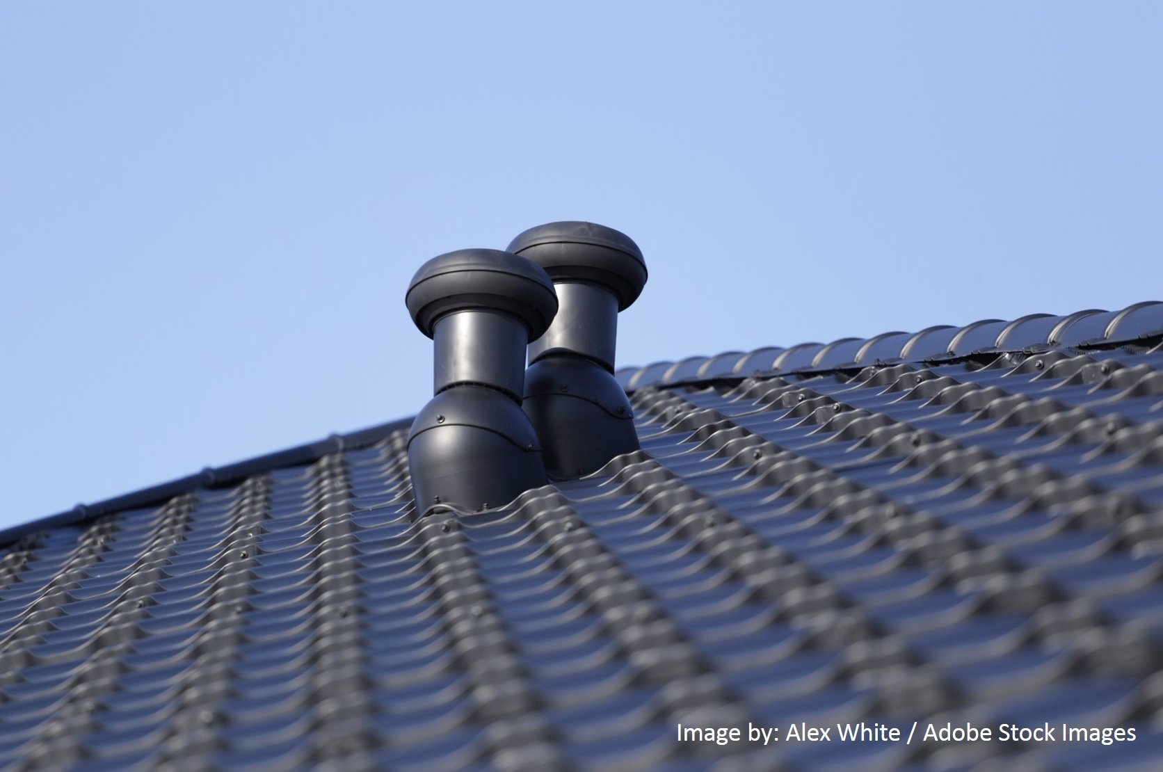 Is your roof leaking around the vent pipes installed on your rooftop?