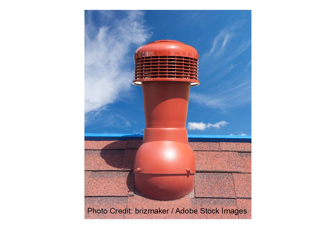 How Ventilation Works On Austin Roofing